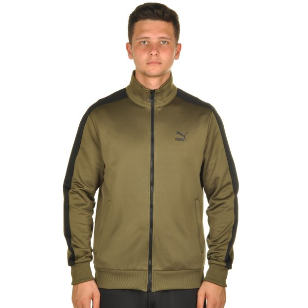 Кофта Puma Archive T7 track jacket - MEGASPORT
