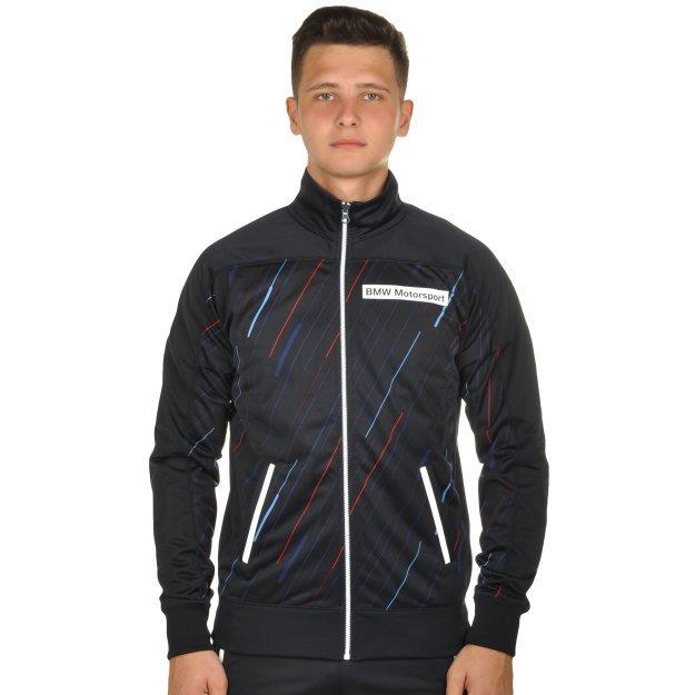 Кофта Puma BMW Msp Track Jacket - MEGASPORT