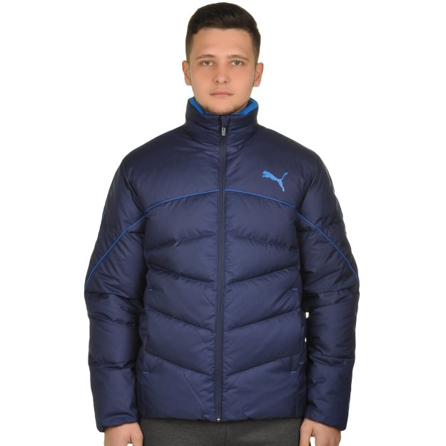 Пуховик Puma Essentials 400 Down Jacket - MEGASPORT