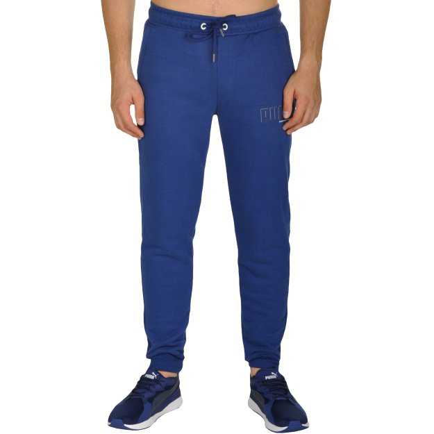 Спортивные штаны Puma Style Athletics Pants FL cl - MEGASPORT