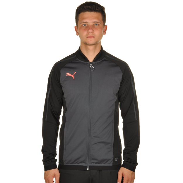 Кофта Puma evoTRG Track Jacket - MEGASPORT