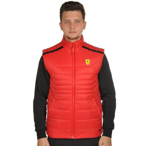 Куртка-жилет Puma SF Gilet - MEGASPORT
