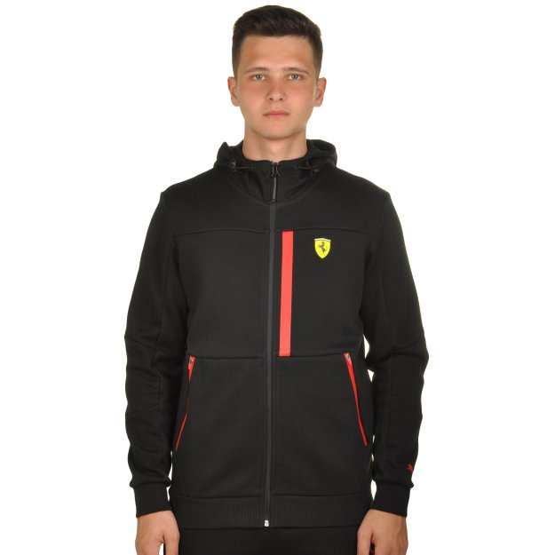 Кофта Puma SF Hooded Sweat Jacket - MEGASPORT