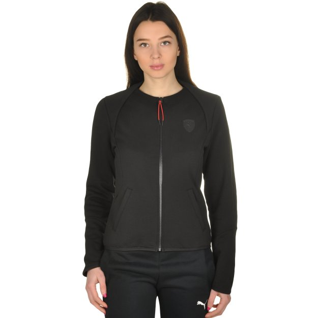 Кофта Puma Ferrari T7 Sweat Jacket - MEGASPORT