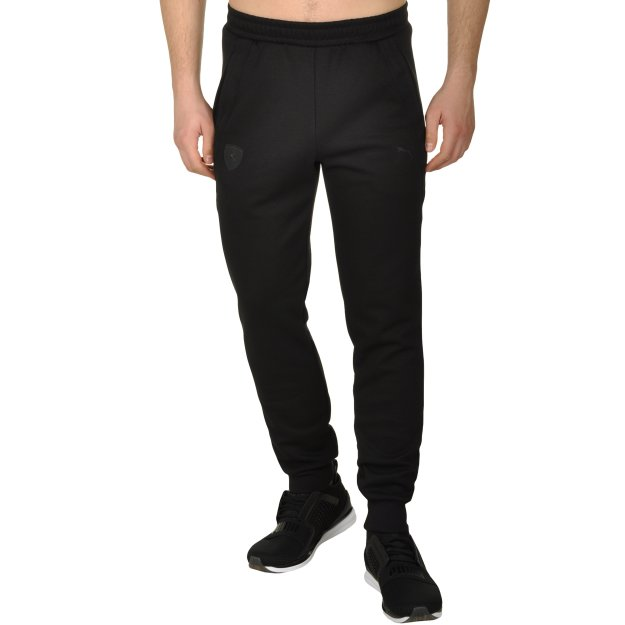 Спортивные штаны Puma Ferrari Sweat Pants Cc - MEGASPORT
