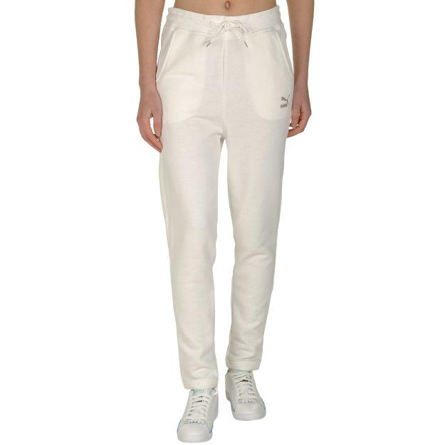 Спортивные штаны Puma Classics Logo Pant,open hem - MEGASPORT