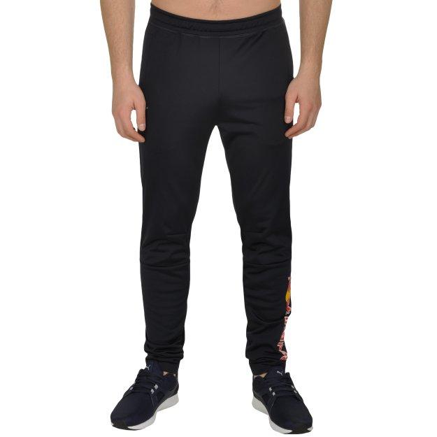 Спортивные штаны Puma RBR Logo Track Pants - 108967, фото 1 - интернет-магазин MEGASPORT