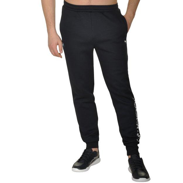 Спортивные штаны Puma Bmw Ms Logo Sweat Pants - MEGASPORT