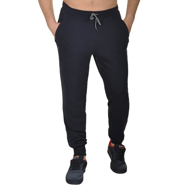 Спортивные штаны Puma Rbr Sweat Pants Regular Fit - 108973, фото 1 - интернет-магазин MEGASPORT