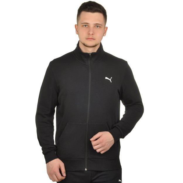 Кофта Puma Ess Sweat Jacket, Tr - MEGASPORT