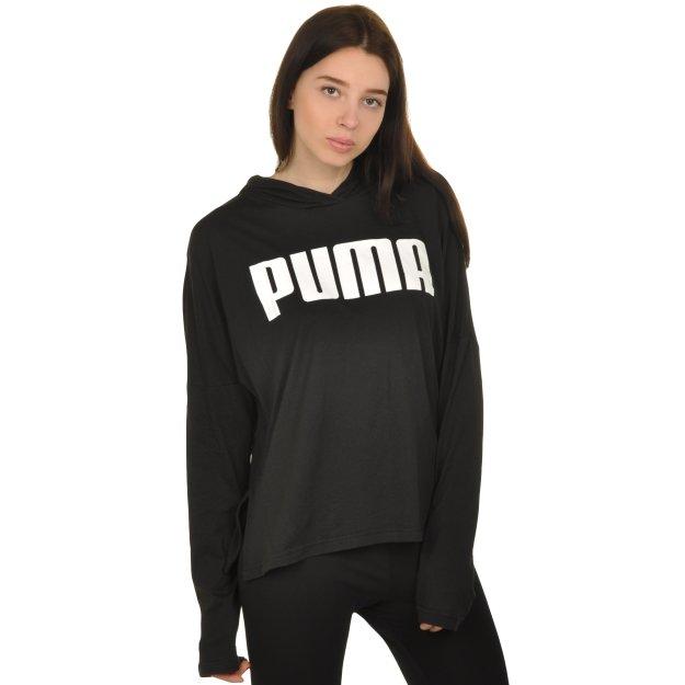 Кофта Puma Urban Sports Light Cover Up - MEGASPORT