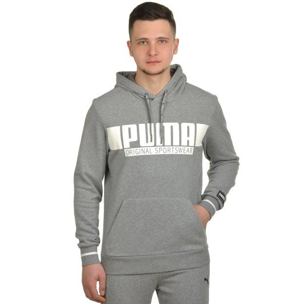Кофта Puma Style Athletics Hoody Tr - MEGASPORT