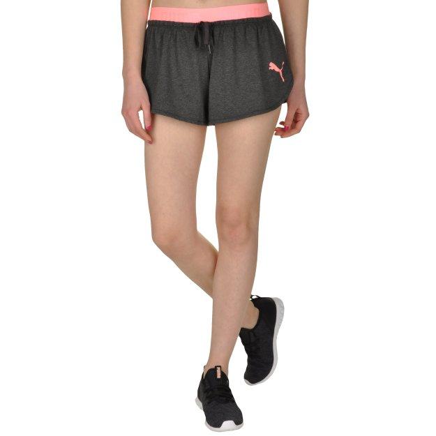 Шорты Puma Active Ess Bd Drapy Shorts - 109063, фото 1 - интернет-магазин MEGASPORT