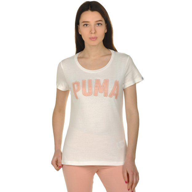 Футболка Puma Athletic Tee - MEGASPORT