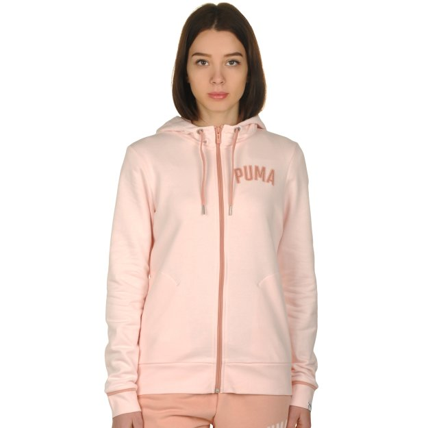 Кофта Puma Athletic FZ Hoody - MEGASPORT