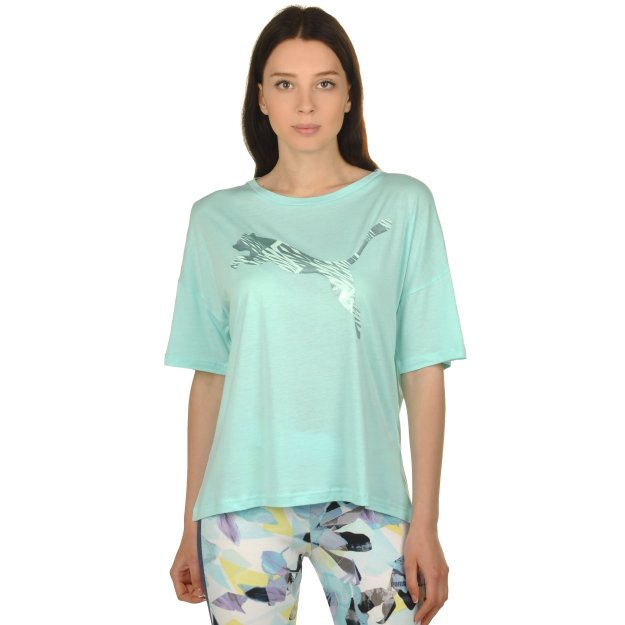Футболка Puma Summer Fashion Tee - MEGASPORT