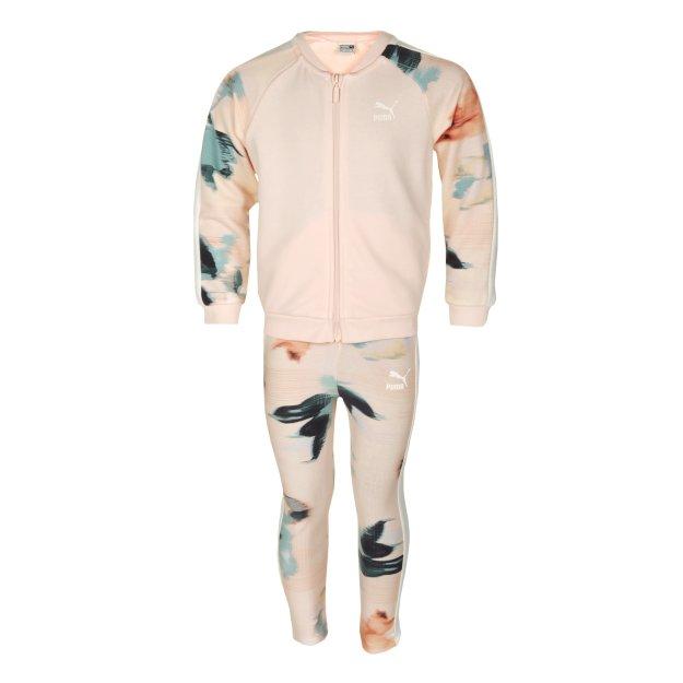 Спортивный костюм Puma Classics Set Girl - MEGASPORT