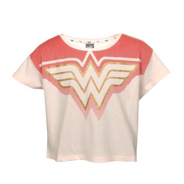 Футболка Puma Wonder Women Tee - MEGASPORT
