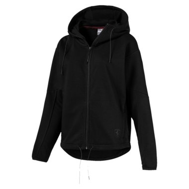 Ferrari Hooded Sweat Jkt