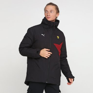 Куртки puma Sf Ate Jacket - 111910, фото 1 - интернет-магазин MEGASPORT