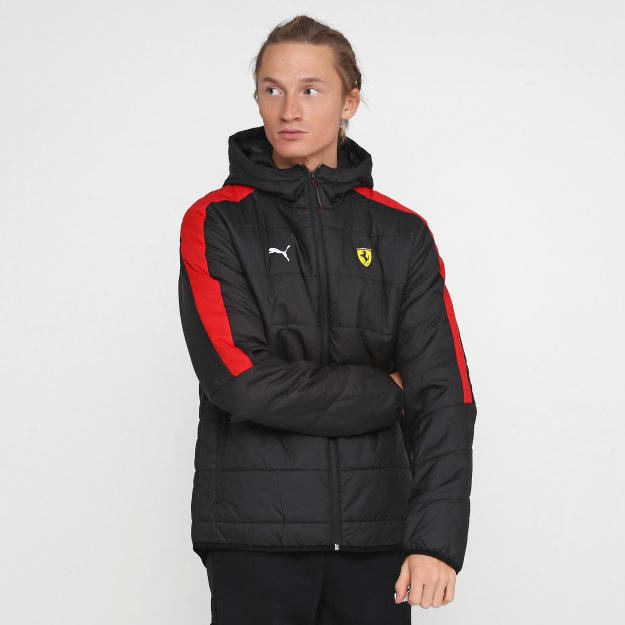 Куртка Puma Sf T7 Lw Padded Jacket - 111913, фото 1 - інтернет-магазин MEGASPORT