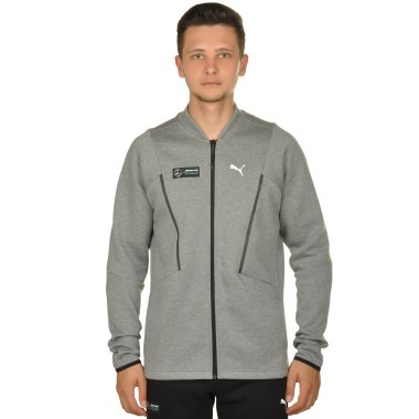 Кофти puma Mapm Sweat Jacket - 111686, фото 1 - інтернет-магазин MEGASPORT