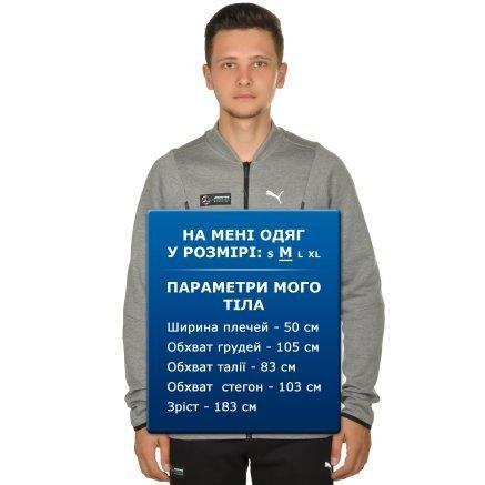 Кофта Puma Mapm Sweat Jacket - 111686, фото 9 - интернет-магазин MEGASPORT