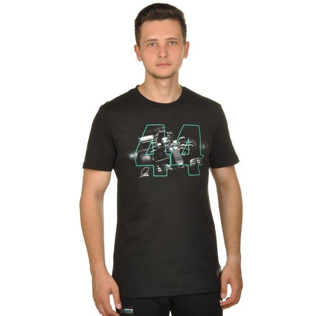 Футболка Puma Mapm Driver Tee - MEGASPORT