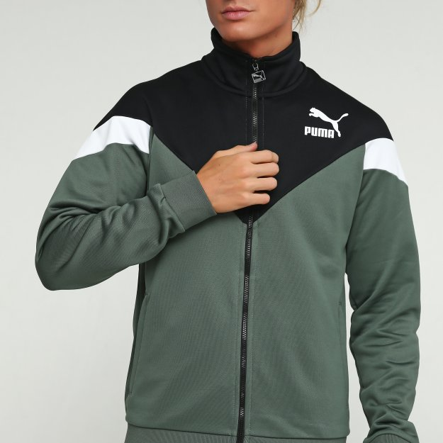 Кофта Puma Mcs Track Jacket - 111920, фото 1 - интернет-магазин MEGASPORT