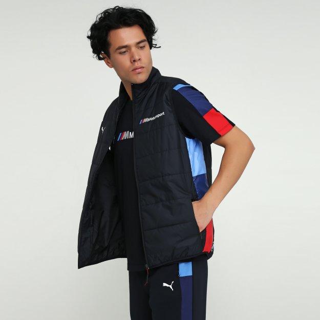 Куртка-жилет Puma Bmw Mms Padded Vest - MEGASPORT