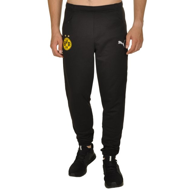 Спортивнi штани Puma Bvb Casual Sweat Pants - MEGASPORT