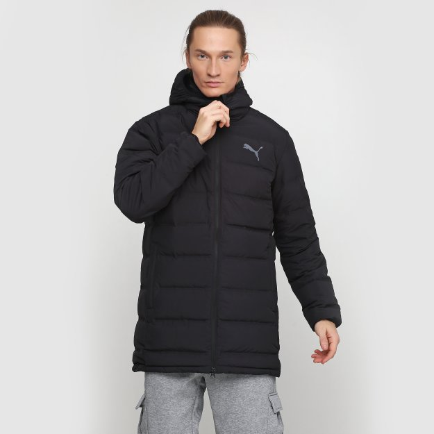 Пуховик Puma Downguard 600 Down Jacket - MEGASPORT