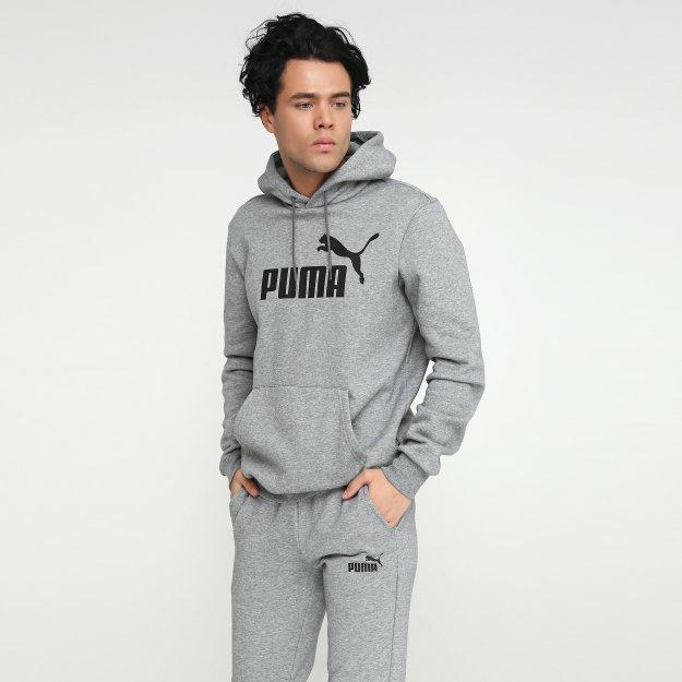 Кофта Puma Essentials Fleece Hoody - 111963, фото 1 - інтернет-магазин MEGASPORT