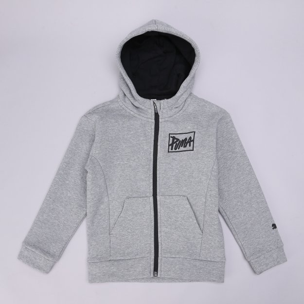 Кофта Puma Style Fz Hoody B - MEGASPORT
