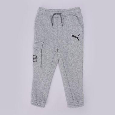 Спортивные штаны puma Style Pants B - 112002, фото 1 - интернет-магазин MEGASPORT
