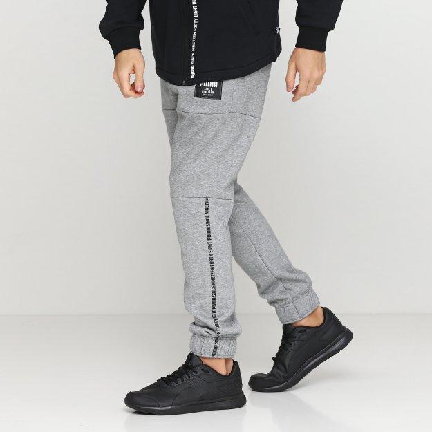 Спортивные штаны Puma Rebel Block Pants Fl Cl - MEGASPORT