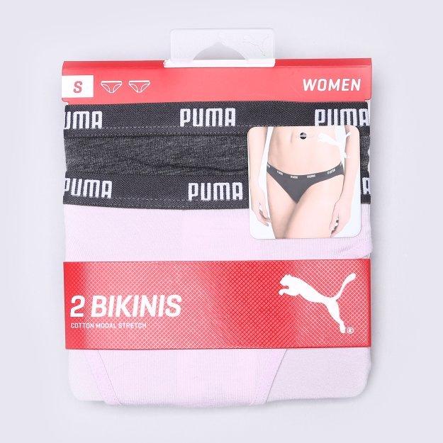Нижня білизна Puma Iconic Bikini 2p - MEGASPORT