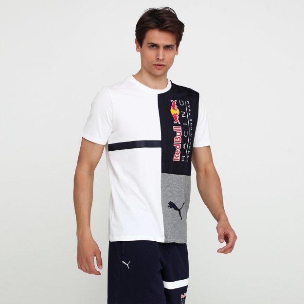 Футболка Puma Rbr Logo Tee + - MEGASPORT