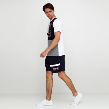 Шорты puma Rbr Logo Sweat Shorts - 115130, фото 1 - интернет-магазин MEGASPORT