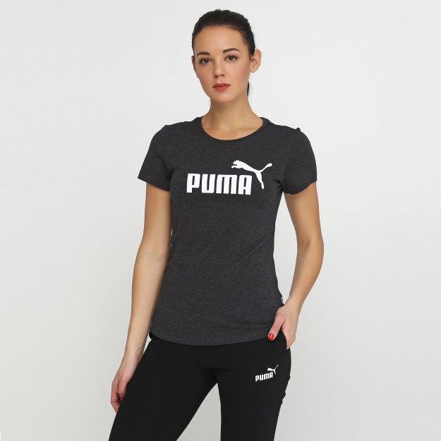 Футболка Puma Essentials Tee - MEGASPORT