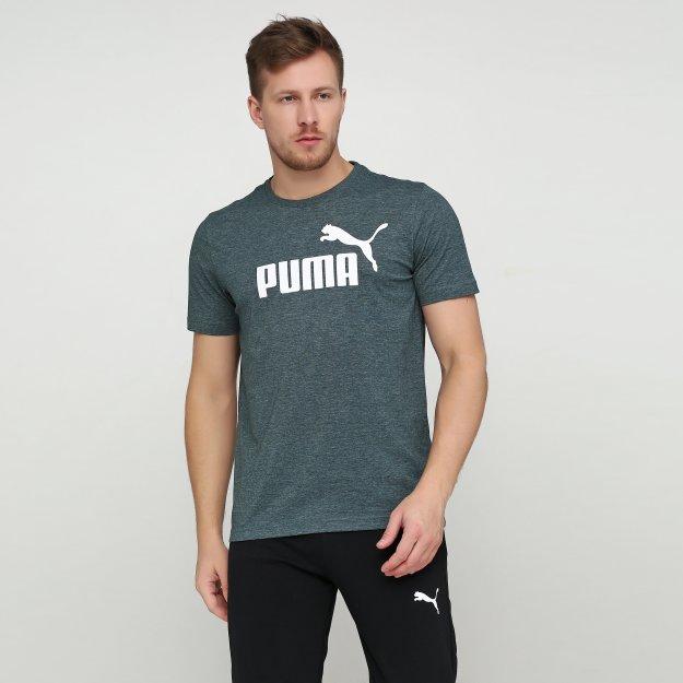 Футболка Puma Essentials+ Heather Tee - MEGASPORT