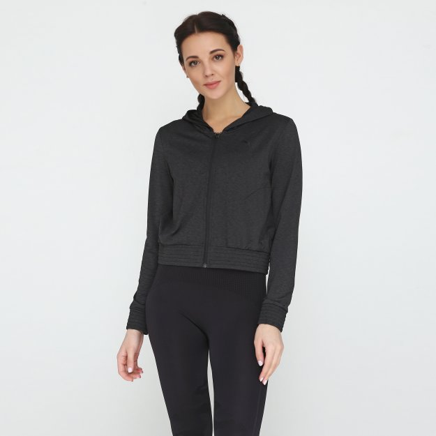 Кофта Puma Soft Sports Drapey Jacket - MEGASPORT