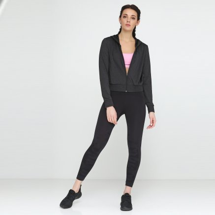 Кофта Puma Soft Sports Drapey Jacket - 115428, фото 2 - интернет-магазин MEGASPORT