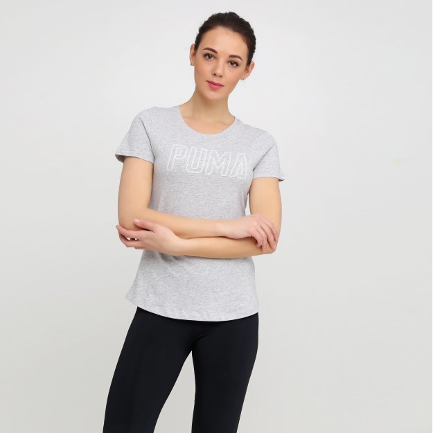Футболка Puma Athletics Tee - MEGASPORT