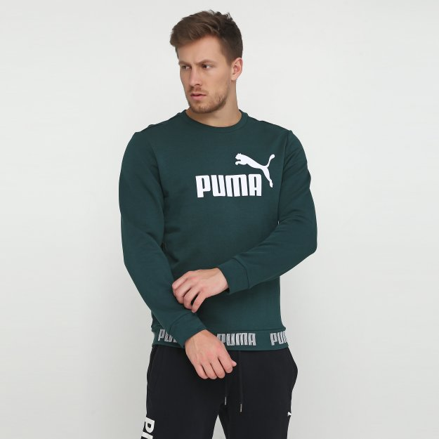 Кофта Puma Amplified Crew Sweat - MEGASPORT
