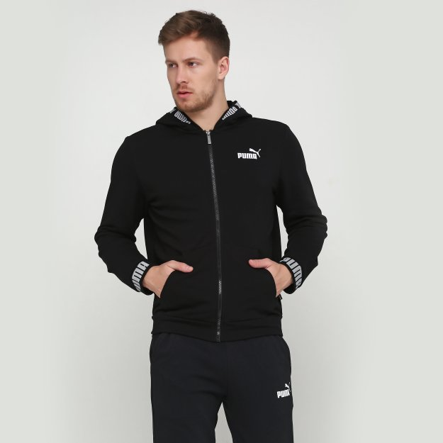 Кофта Puma Amplified Hooded Jacket - MEGASPORT