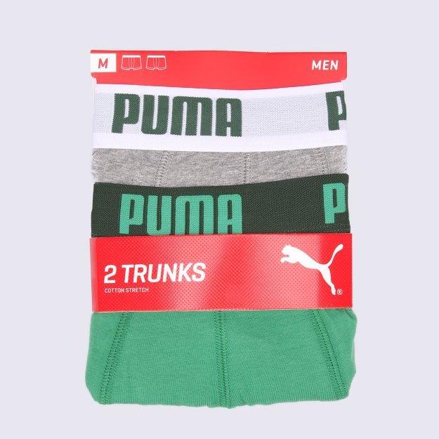 Нижня білизна Puma Basic Trunk 2p - 90554, фото 1 - інтернет-магазин MEGASPORT