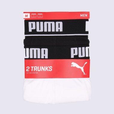 Нижнее белье puma Basic Trunk 2p - 115455, фото 1 - интернет-магазин MEGASPORT