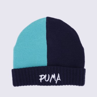 Шапки puma Mini Cats Beanie - 119726, фото 1 - интернет-магазин MEGASPORT