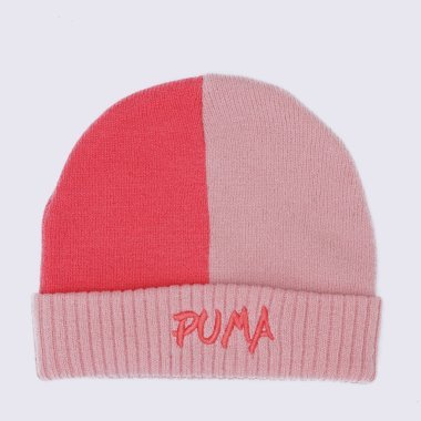 Шапки puma Mini Cats Beanie - 119727, фото 1 - интернет-магазин MEGASPORT